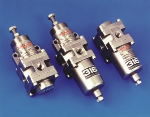 Midland Pneumatic Stainless Steel FRL Photo