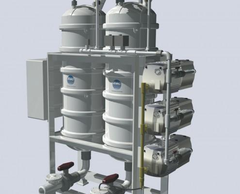 EVAC Vacuum System
