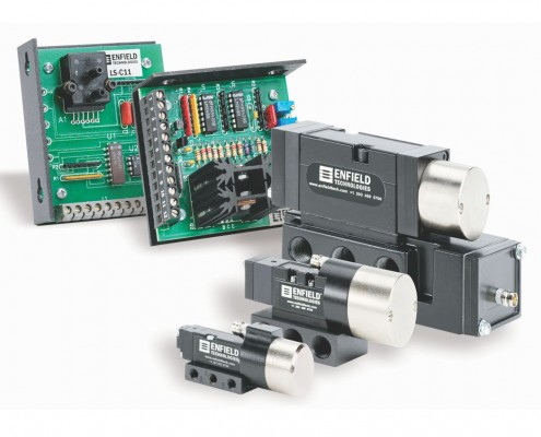Enfield Technologies LS Servo-Pneumatic Control System